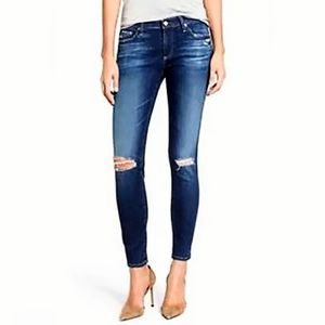 Adriano Goldschmied Legging Ankle Super Skinny Jean